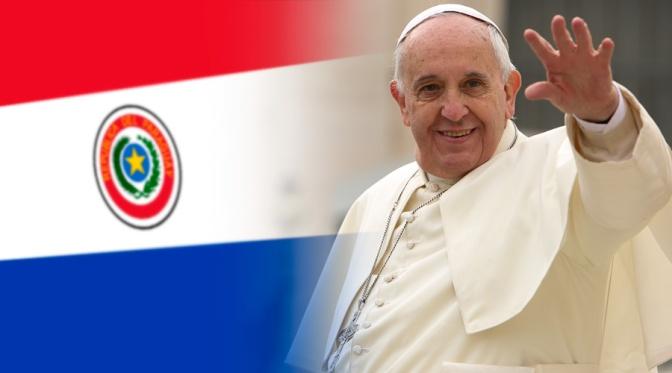 Paraguay se prepara para la visita del Papa Francisco