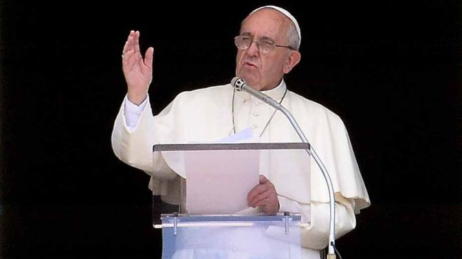 Servicio Secreto estadunidense identifica amenaza contra el Papa Francisco