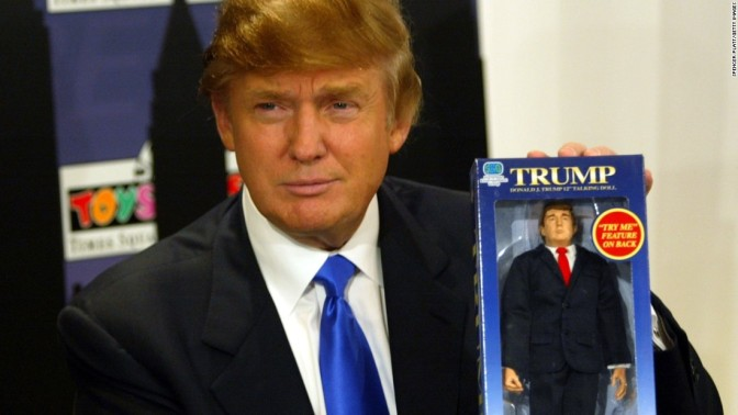 Trump señala que los Estados Unidos debería recibir a refugiados sirios