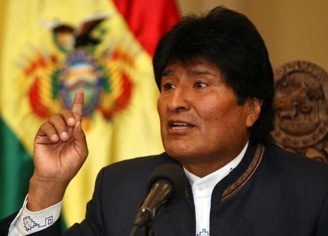 Evo Morales manifestó su preocupación por el rol de las redes sociales