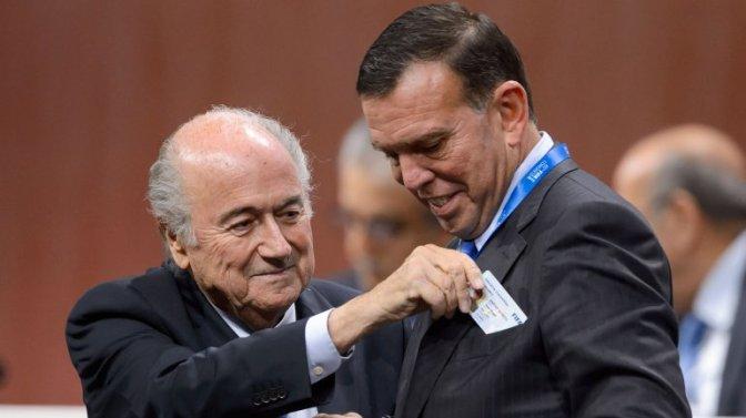 Presidentes de la CONMEBOL y de la CONCACAF son arrestados en Suiza