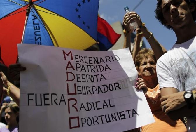 """Presidente Parlamento venezolano dice que voto en su país """"está secuestrado"""""""