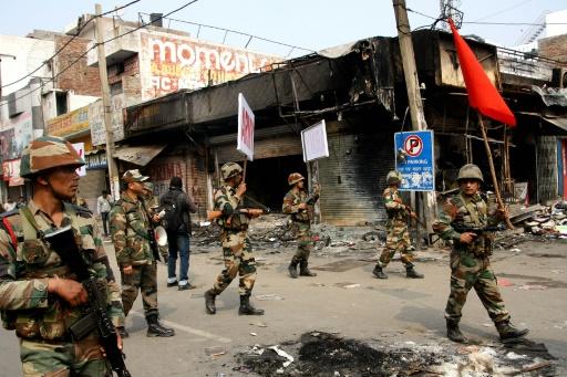 El número de muertos en las protestas en el norte de la India se eleva a 16
