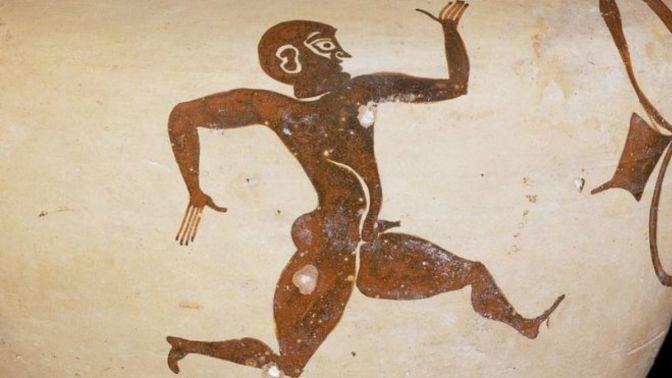 Leónidas de Rodas, el atleta griego a quien Phelps le quitó el record de 2 mil años
