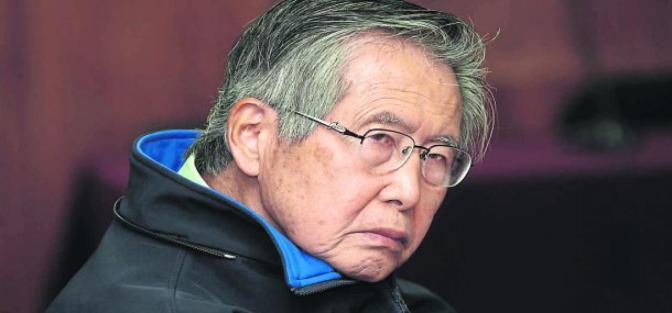 Sala Permanente de Corte Suprema absolvió a Alberto Fujimori por peculado en caso 'diarios chicha'