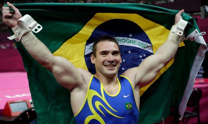Nueve de las once medallas olímpicas de Brasil, nacieron en los cuarteles