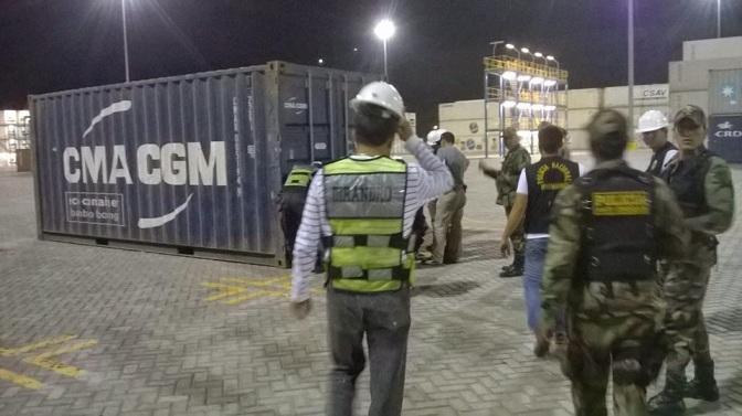 Perú: Policía Nacional decomisó 1,2 toneladas de droga y parte iba hacia Francia