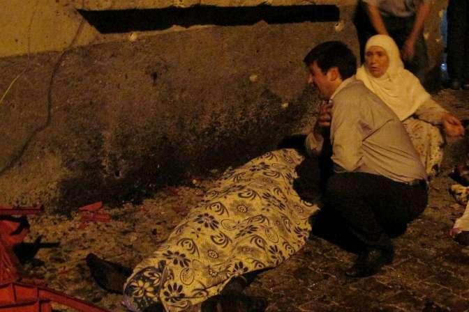 Atentado terrorista en Turquía dejó 30 muertos y 94 heridos
