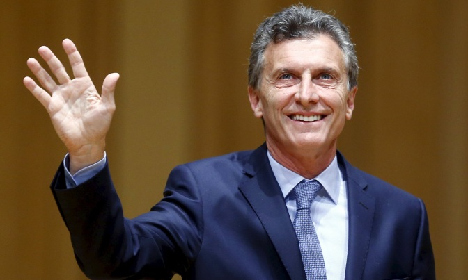 Macri resalta posicionamiento de Argentina a inversores