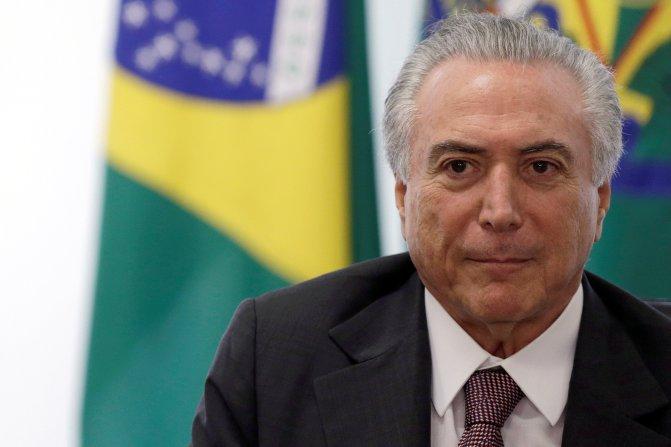El nuevo ministro de Justicia de Brasil criticó la investigación contra Michel Temer
