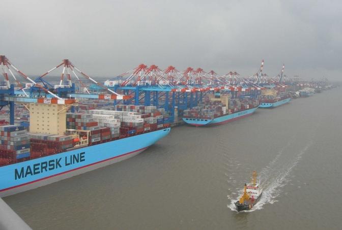 Maersk evalúa venta de activos de petróleo y gas en Brasil