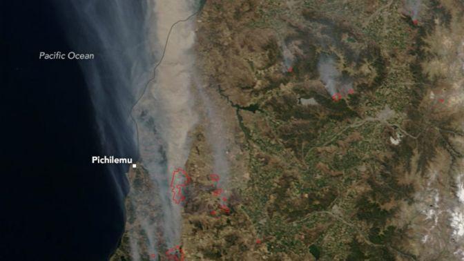 El 'terremoto del siglo' volvería a golpear a Chile, según un estudio científico
