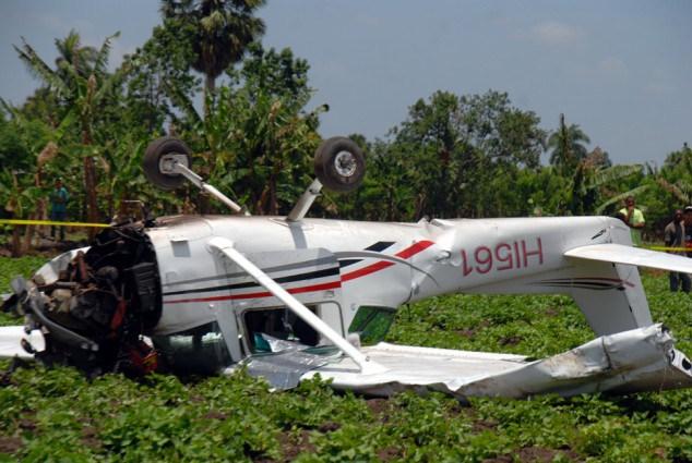 Derribaron a tiros a una avioneta narco en Argentina