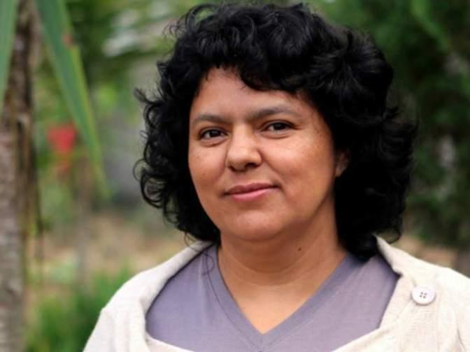 Capturan en México a un hondureño implicado en el asesinato de la ambientalista y defensora de derechos humanos Berta Cáceres