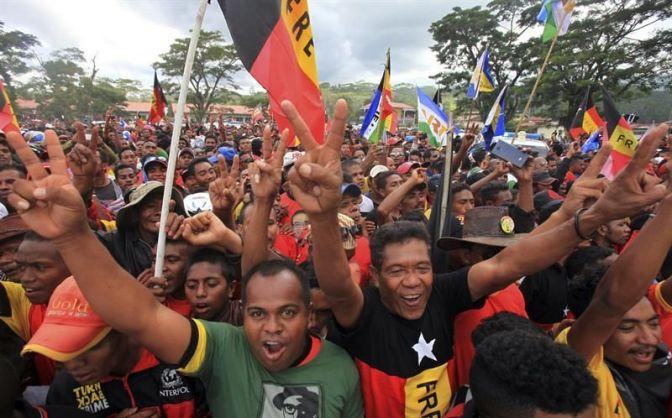 Un exlíder guerrillero, favorito en las elecciones presidenciales de Timor