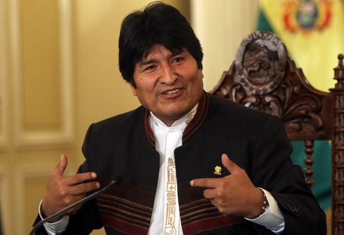 Bolivia analiza de emergencia situación de carabineros chilenos