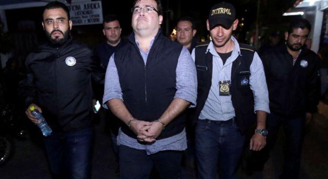 El exgobernador mexicano detenido en Guatemala esperará para aceptar su extradición