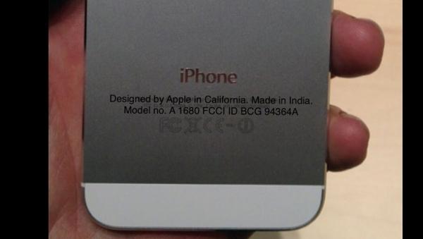 Apple comenzará a vender este mes iPhones 'Made in India' en el país asiático
