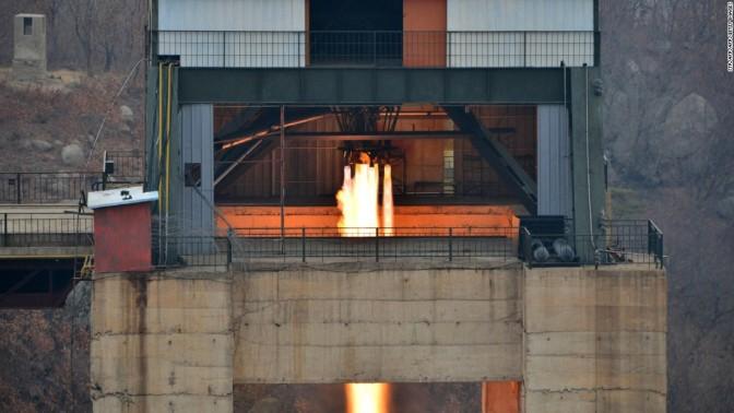 Corea del Norte insiste en su desafío y realiza un nuevo ensayo de misiles