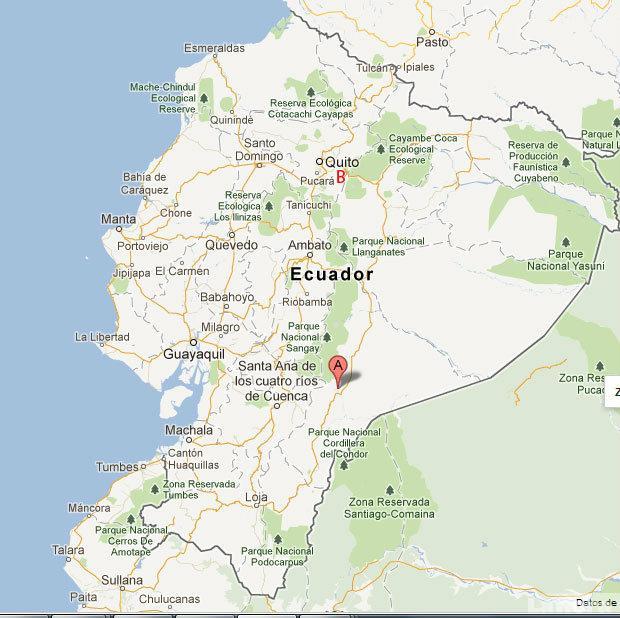 Un sismo de 5,2 grados Richter sacude una provincia del sureste de Ecuador
