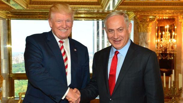 Trump viaja al centro del conflicto entre israelíes y palestinos