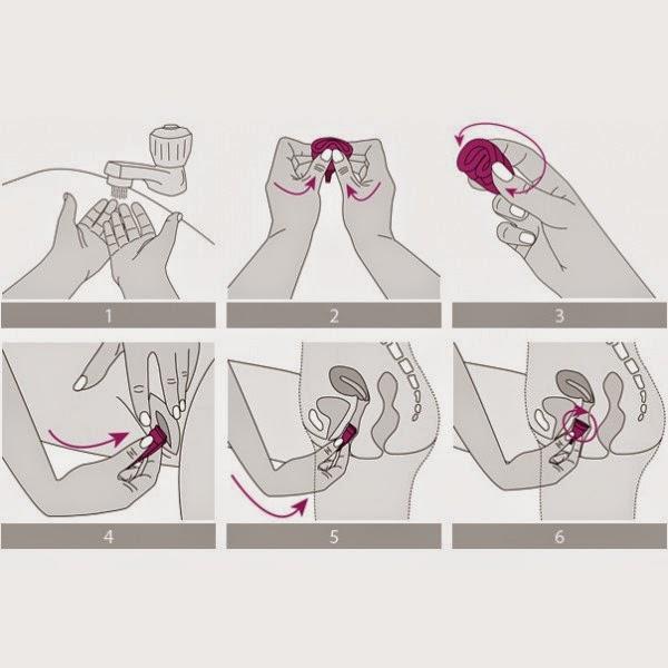 Copa menstrual, una alternativa ecológica