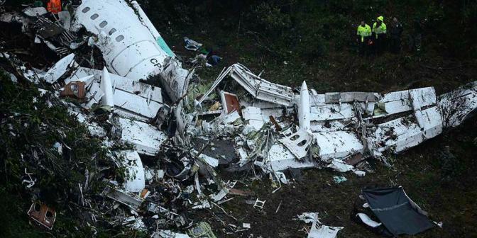 Aseguradora boliviana dice que el avión de Chapecoense no tenía cobertura