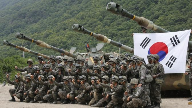 Corea del Sur abrió fuego contra objeto volador norcoreano que invadió su frontera