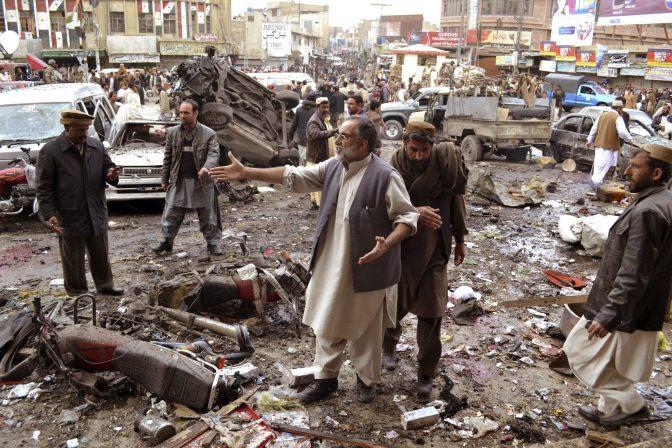 Al menos 21 muertos en un nuevo atentado en Pakistán