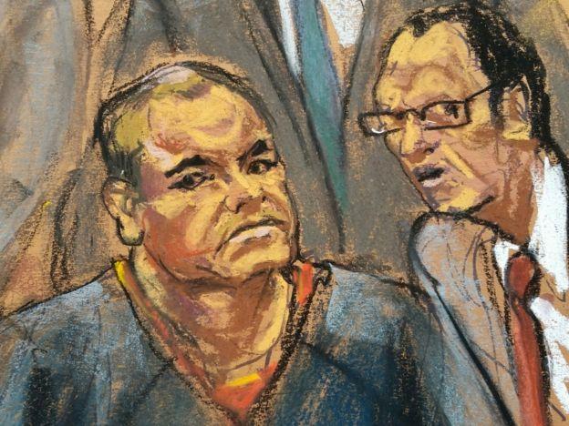 """El juicio contra """"El Chapo"""" Guzmán comenzará el 16 de abril de 2018"""