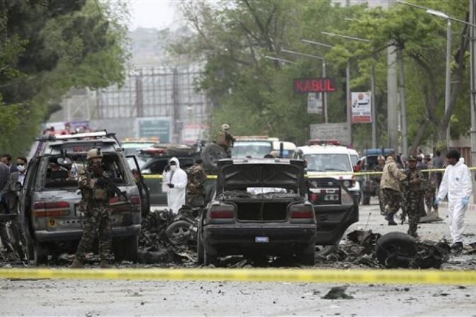 ISIS cometió su primer atentado en Afganistán tras el bombardeo de EE.UU.