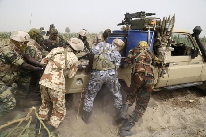 Nueve soldados y 40 yihadistas muertos en un ataque de Boko Haram en Chad