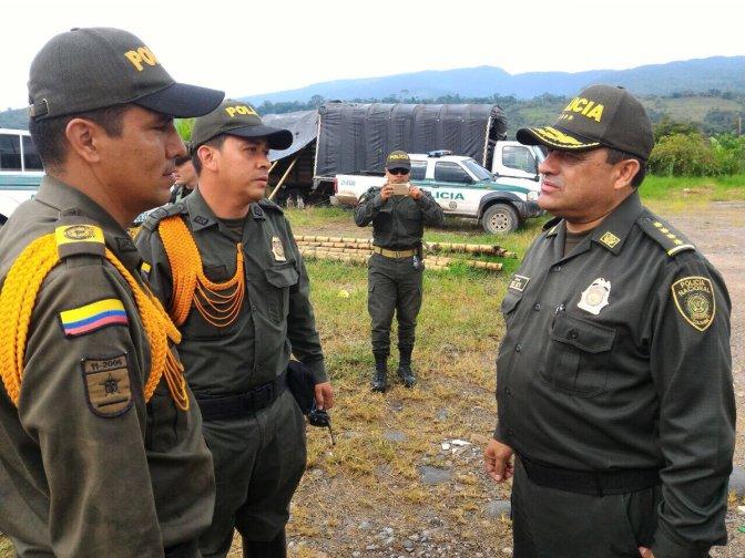 Asesinato de patrullero sube a 9 los policías muertos en 12 días en Colombia