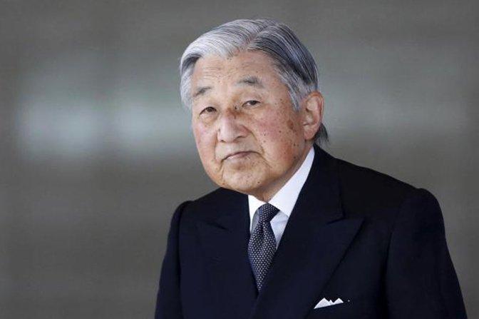 Japón da un paso legal hacia la abdicación del emperador Akihito