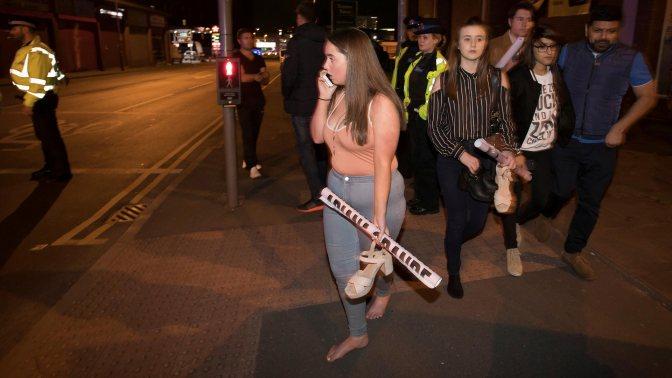 Estado Islámico se adjudicó el atentado en Manchester