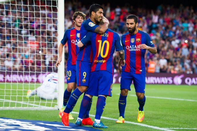¡Barcelona campeón de la Copa del Rey! Derrotó 3-1 al Alavés en el Vicente Calderón