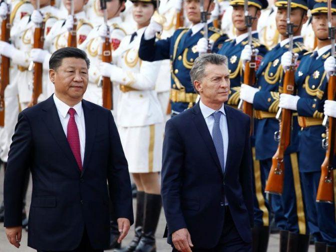Macri, de gira para que Argentina sea el supermercado de alimentos de Asia