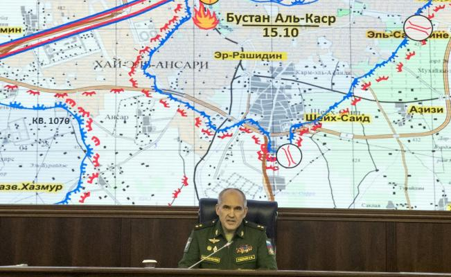 """Rusia afirma que el 1 de mayo cesó de bombardear """"zonas de distensión"""" en Siria"""