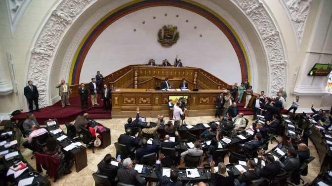 La tensión sube en Venezuela con las descalificaciones al Supremo y a la Fiscalía