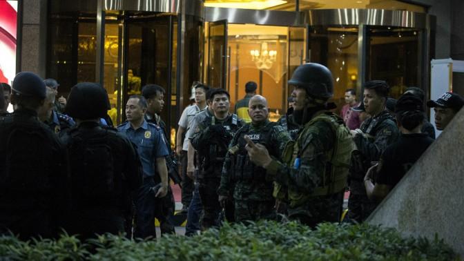 Ataque del Estado Islámico en un hotel de lujo en Filipinas dejó más de 35 muertos