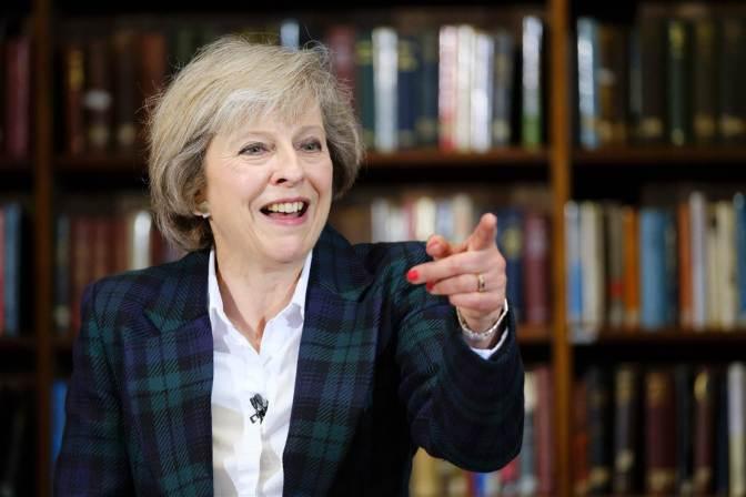 """May dice que el atentado de Londres es """"un ataque contra el mundo democrático"""""""