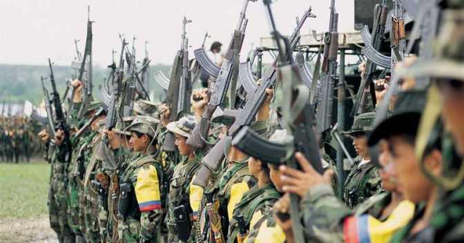 Las FARC avanzan en su adiós a las armas con la entrega del 30 % de ellas