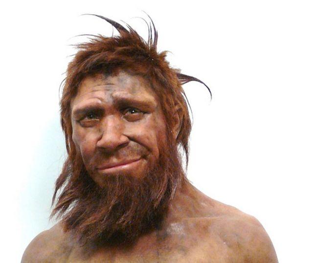 El homo sapiens envejece 100.000 años