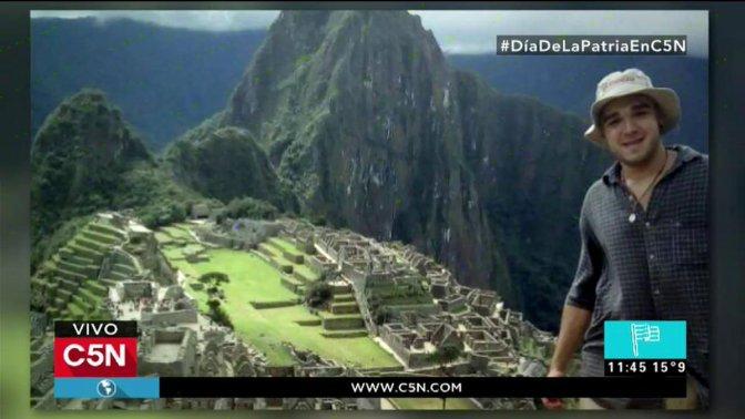 Encontraron restos de un cuerpo en Perú y analizan si son del argentino Federico Farías