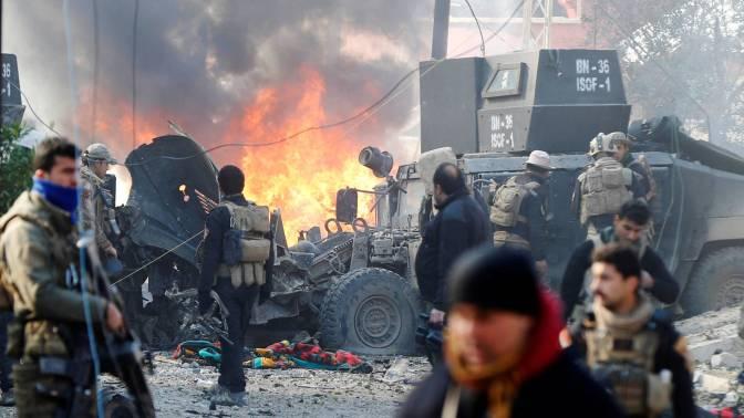La ONU acusa al EI de asesinar a 163 personas que huían de Mosul