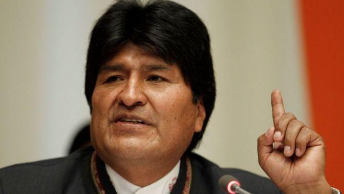 """Morales critica en la ONU el """"injusto enclaustramiento"""" por no acceder al mar"""