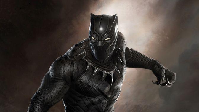 El tráiler de Pantera Negra revienta internet