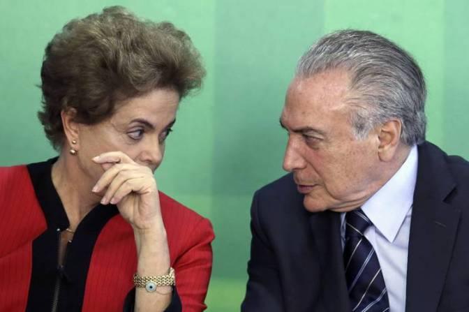 La Justicia electoral inicia la segunda sesión del juicio contra Rousseff y Temer