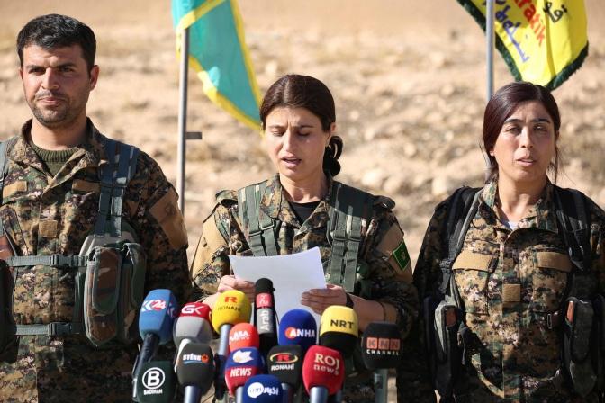 La alianza árabo-kurda lanza el asalto final a Raqa, feudo del EI en Siria