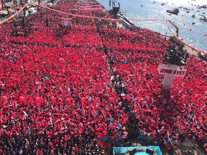 La oposición turca culmina una marcha de 25 días con un multitudinario mitin en Estambul